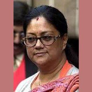 VasundharaRaje